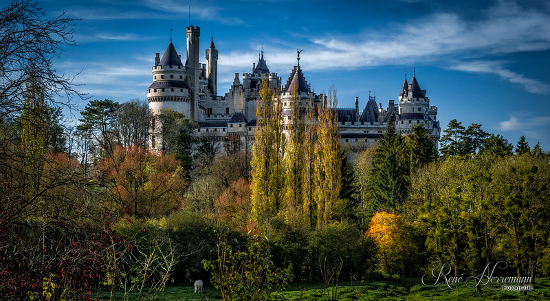 Chateau Pierrefonds France
